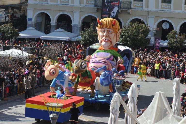 Διεθνής τουριστική καμπάνια για το πατρινό καρναβάλι   tanea.gr