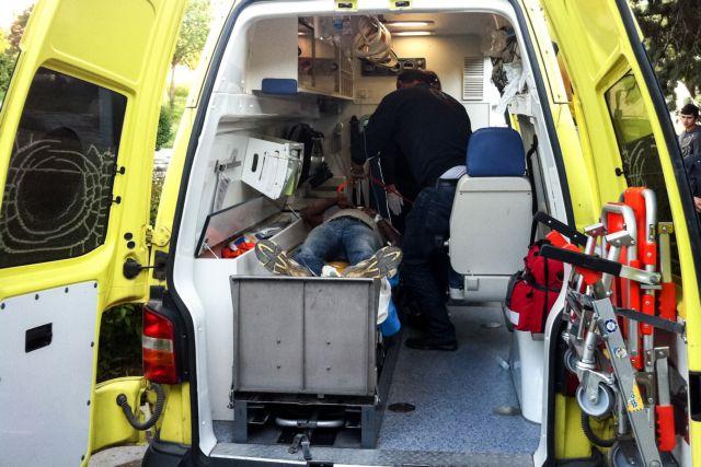 Αριδαία: Ρουμάνος εργάτης καταπλακώθηκε από μπετονιέρα | tanea.gr
