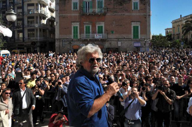 Τέσσερα εκατ. ευρώ επέστρεψαν στο ιταλικό Δημόσιο οι βουλευτές του Μπέπε Γκρίλο   tanea.gr