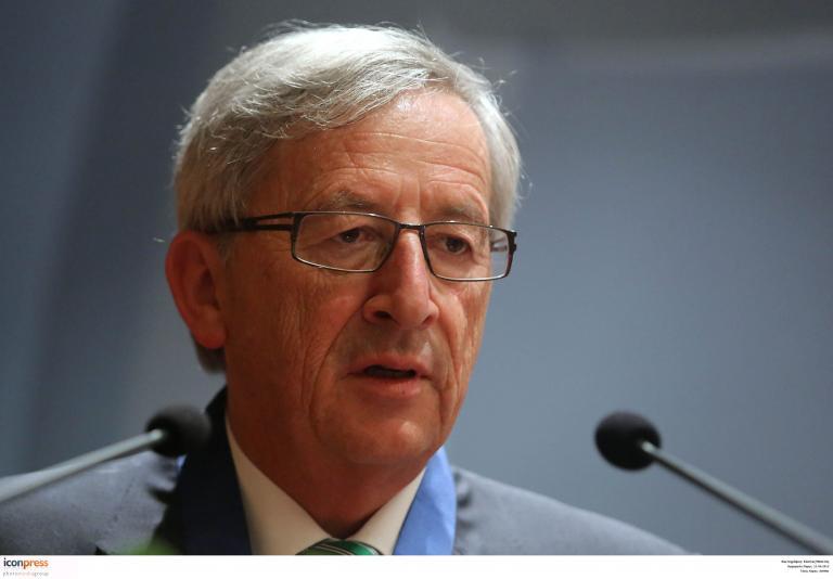 Γιούνκερ: Ήταν απειλή για την υπόσταση της ευρωζώνης η έξοδος της Ελλάδας | tanea.gr