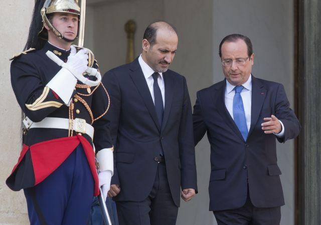 Ξεκίνησε στο Παρίσι η σύνοδος για τη συμμετοχή της συριακής αντιπολίτευσης στη «Γενεύη 2» | tanea.gr