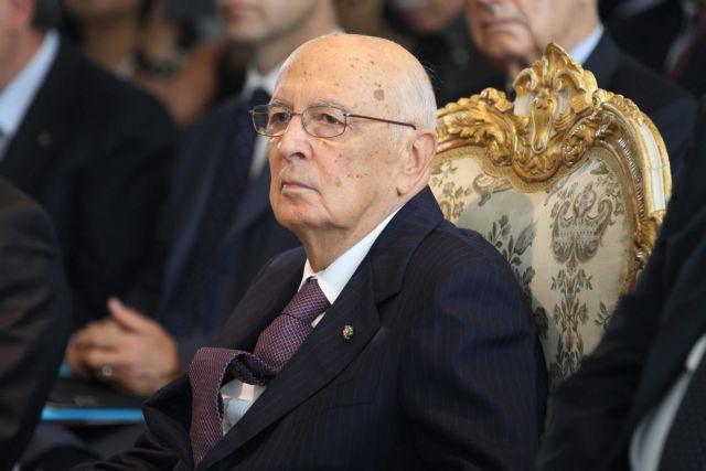Ιταλία: Την παραπομπή Ναπολιτάνο στη Δικαιοσύνη ζητά το κόμμα του Πέπε Γκρίλο | tanea.gr