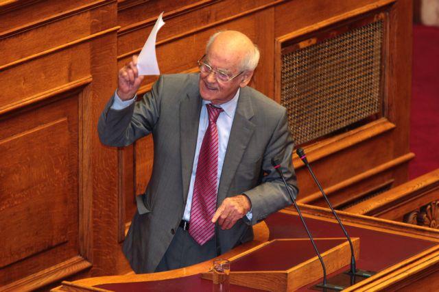 Καταψήφισε ο Απ. Κακλαμάνης τη ρύθμιση Χρυσοχοΐδη για το ΤΕΕ | tanea.gr