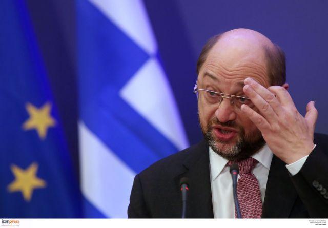 Μάρτιν Σουλτς: «Η Ελλάδα πέτυχε αξιοσημείωτο πλεόνασμα» | tanea.gr