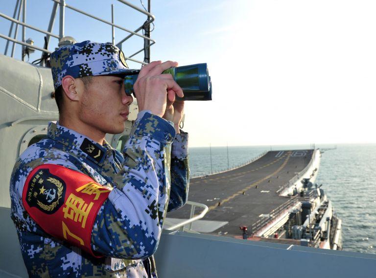 Η Κίνα άρχισε να ναυπηγεί το δεύτερο αεροπλανοφόρο της | tanea.gr