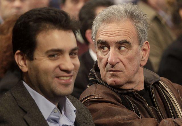 Λυκούδης: «Θα ήταν πρόβλημα η παρουσία του Α. Παπαδόπουλου στο ευρωψηφοδέλτιο των