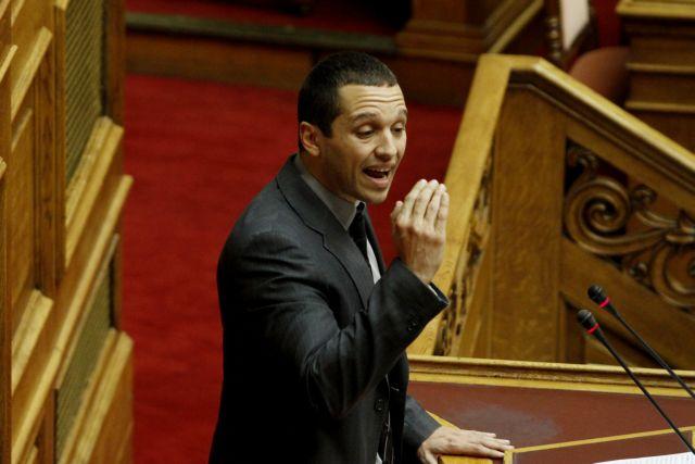 Νέο παραλήρημα Κασιδιάρη στη Βουλή   tanea.gr