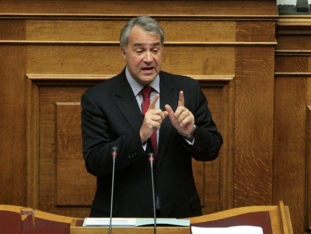 Μάκης Βορίδης: «Είναι αδύνατη η συνεργασία ΝΔ - ΣΥΡΙΖΑ» | tanea.gr