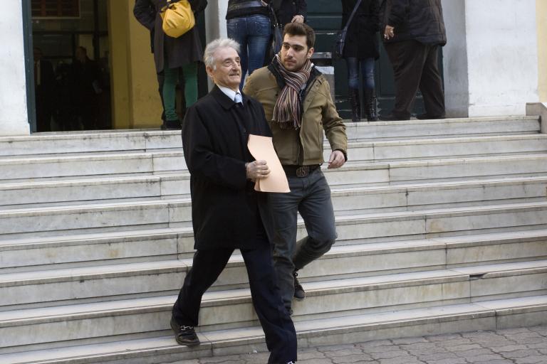 Ελεύθερος κρίθηκε ο Κάντας για άλλη υπόθεση εξοπλιστικών, αλλά επέστρεψε στη φυλακή | tanea.gr