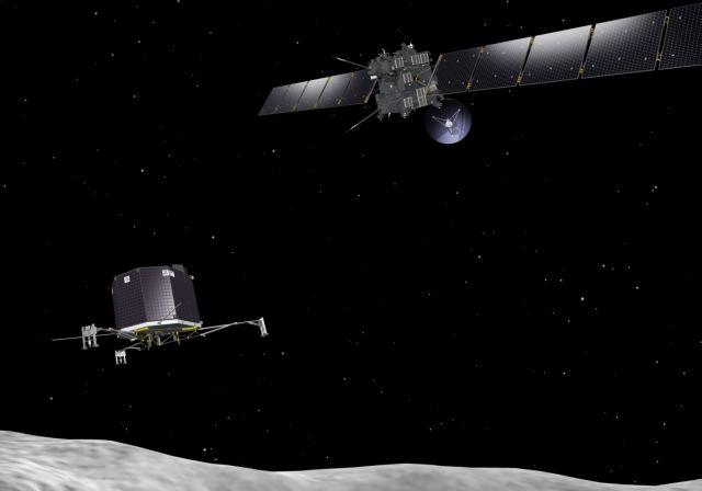 Τον Μάιο του 2014 η πρώτη απόπειρα προσεδάφισης διαστημοπλοίου σε κομήτη | tanea.gr