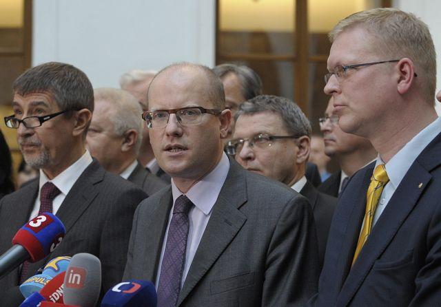 Ο Μπόχουσλαβ Σομπότκα νέος πρωθυπουργός στην Τσεχία | tanea.gr