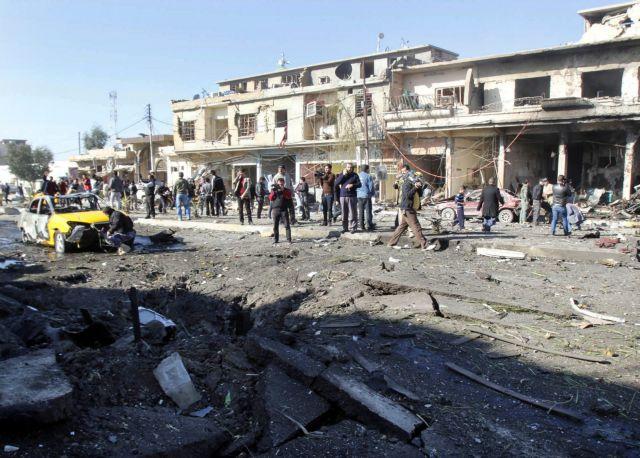 Eκρηξη βόμβας σε τερματικό σταθμό λεωφορείων στη Βαγδάτη - Τουλάχιστον εννέα νεκροί | tanea.gr