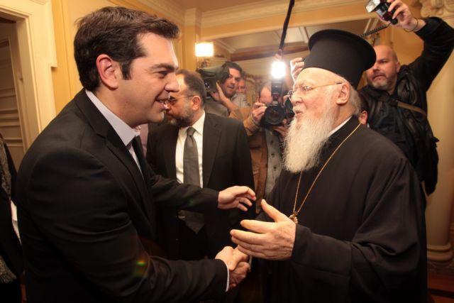 ΝΔ: Ο ελληνικός λαός πρέπει να γνωρίζει αν ο Τσίπρας είναι άθεος - η απάντηση ΣΥΡΙΖΑ | tanea.gr