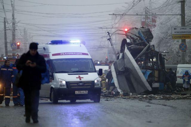 Συνελήφθησαν δύο ύποπτοι για τις τρομοκρατικές επιθέσεις στο Βόλγκογκραντ | tanea.gr