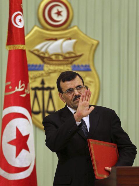 Κυβέρνηση τεχνοκρατών στην Τυνησία   tanea.gr