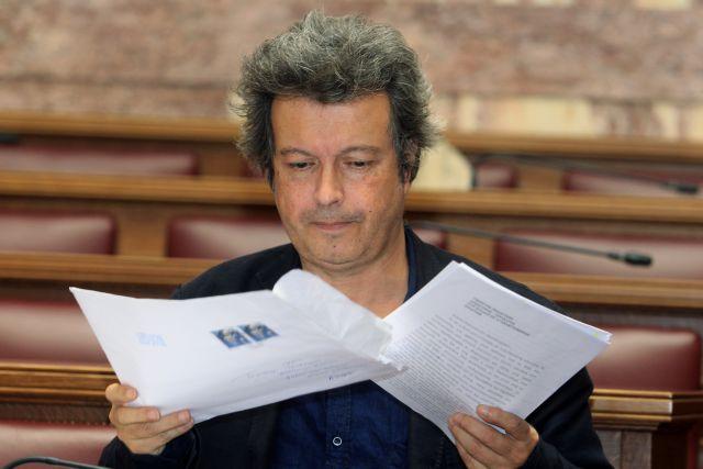 Αποχώρησε από την ΚΟ του ΣΥΡΙΖΑ ο Τατσόπουλος, αλλά κρατάει την έδρα   tanea.gr