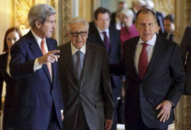 Συνάντηση Κέρι και Λαβρόφ στο Παρίσι για τον συριακό εμφύλιο | tanea.gr