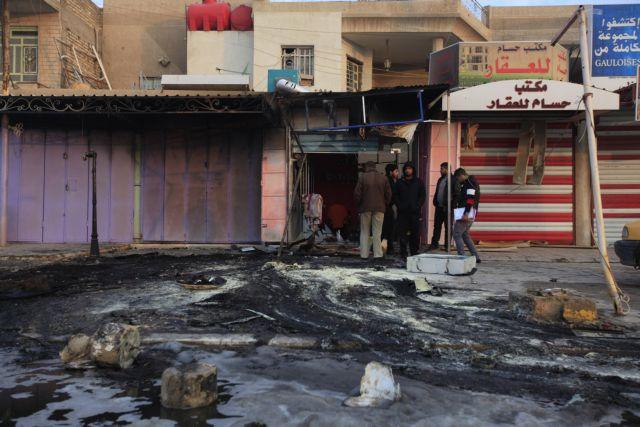 Ιράκ: Τουλάχιστον 52 νεκροί σε επιθέσεις στη Βαγδάτη και τη Μπακούμπα   tanea.gr