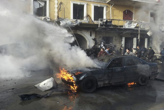 Λίβανος: Δυο νεκροί και 15 τραυματίες από την έκρηξη παγιδευμένου αυτοκινήτου | tanea.gr