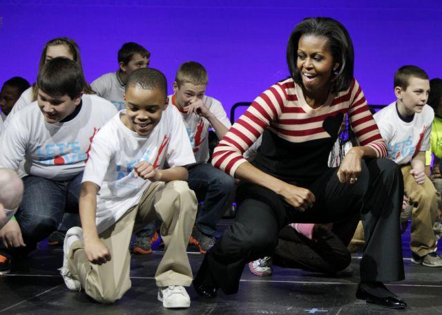 Μισέλ Ομπάμα: Οταν φτάσεις στα πενήντα...   tanea.gr