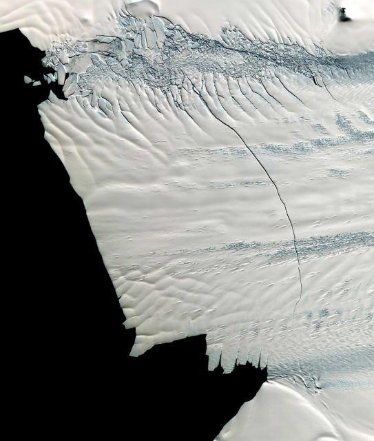 Υδάτινος εφιάλτης στην Ανταρκτική   tanea.gr
