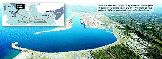 Το λιμάνι της αγωνίας στην Ιταλία | tanea.gr