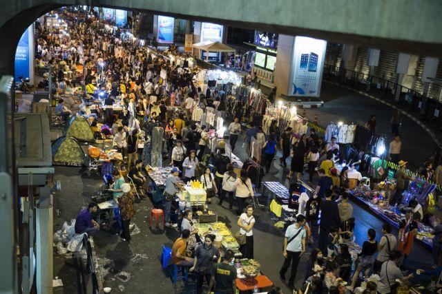 Ταϊλάνδη: Εκρηξη με 22 τραυματίες σε πορεία αντικυβερνητικών διαδηλωτών | tanea.gr