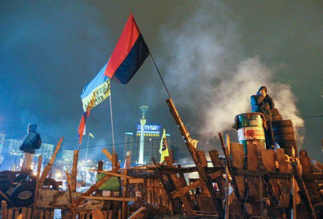 Κίεβο: Στους δρόμους οι διαδηλωτές, για τον νόμο «σκούπα» κατά των συγκεντρώσεων | tanea.gr