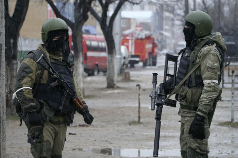 Νέες επιθέσεις κατά της Ρωσίας προαναγγέλλει ισλαμιστική οργάνωση δύο εβδομάδες πριν τους Αγώνες στο Σότσι   tanea.gr