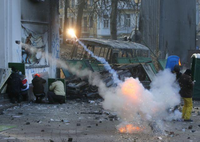 Τη βία στην Ουκρανία καταγγέλλουν οι υπουργοί Εξωτερικών της ΕΕ   tanea.gr