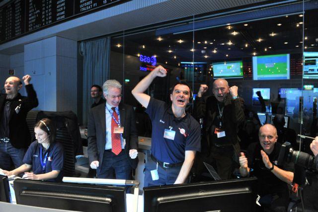 Η «Rosetta» έτοιμη για την αποστολή της | tanea.gr