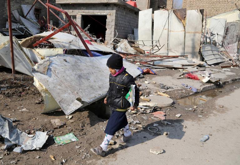 Ιράκ: Περισσότεροι από 65.000 άνθρωποι ξεσπιτώθηκαν την τελευταία εβδομάδα | tanea.gr