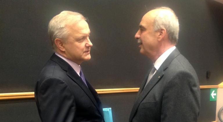 Με τον Ολι Ρεν συναντήθηκε ο Πρόεδρος της Βουλής   tanea.gr
