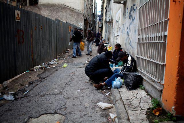 Η ζωή επιστρέφει στο κέντρο της Αθήνας | tanea.gr