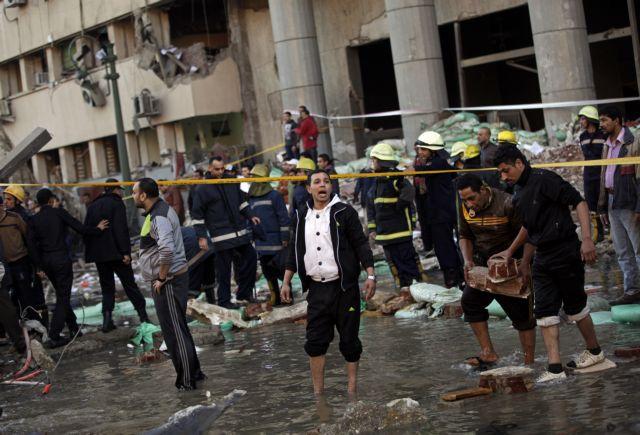 Οργάνωση τζιχαντιστών ανέλαβε την ευθύνη για την επίθεση στο Κάιρο   tanea.gr