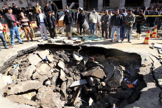 Κάιρο: Μπαράζ εκρήξεων με έξι νεκρούς και τουλάχιστον 90 τραυματίες   tanea.gr
