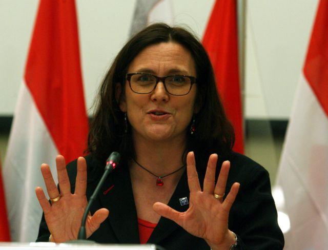 ΕΕ: «Η συμφωνία επανεισδοχής μεταναστών με την Τουρκία θα εφαρμοστεί σε τρία χρόνια» | tanea.gr