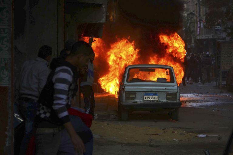 Οργάνωση που εμπνέεται από την Αλ Κάιντα ανέλαβε την ευθύνη για τέσσερις βομβιστικές επιθέσεις στο Κάιρο   tanea.gr