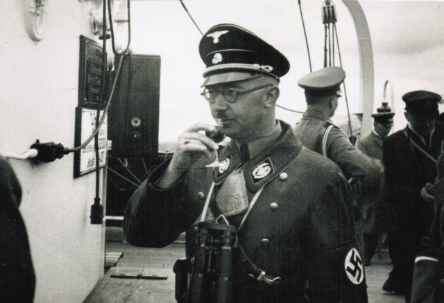 Τα ματωμένα γράμματα του Χάινριχ Χίμλερ | tanea.gr