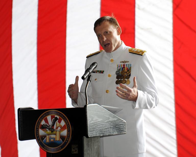 Washington Post: Ο ναύαρχος Μάικλ Ρότζερς θα αναλάβει επικεφαλής της NSA | tanea.gr
