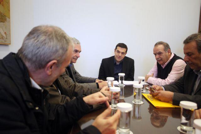 ΣΥΡΙΖΑ: «Ανέκδοτο ο μεγάλος συνασπισμός» | tanea.gr