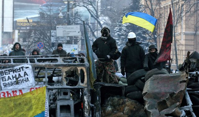 Συνέρχεται η ουκρανική Βουλή για να αποσύρει τους νόμους για τις διαδηλώσεις | tanea.gr
