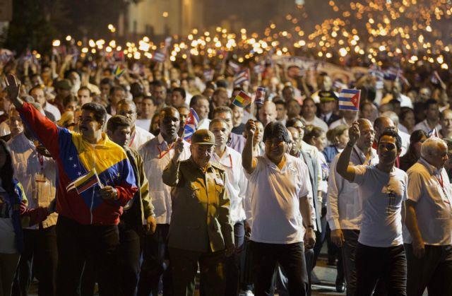 Η επανάσταση των Λατίνων άρχισε από την Κούβα   tanea.gr