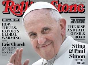 Οι καιροί όντως αλλάζουν: Ο πάπας Φραγκίσκος εξώφυλλο (και) στο Rolling Stone | tanea.gr