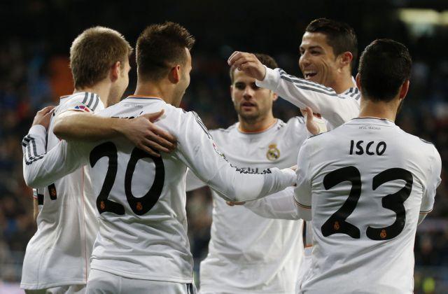 Η Ρεάλ Μαδρίτης προκρίθηκε στην ημιτελική φάση του Κυπέλλου Ισπανίας   tanea.gr