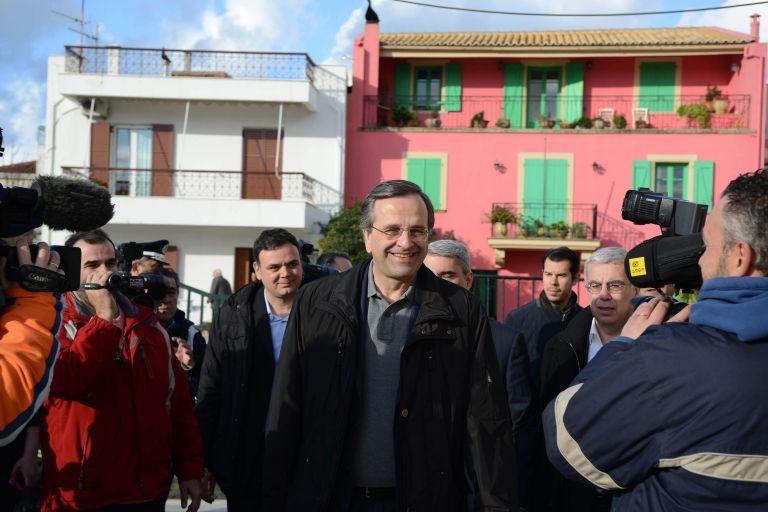 Σαμαράς: «Η Κεφαλονιά είναι ασφαλής και έχει όλους τους Ελληνες δίπλα της»   tanea.gr