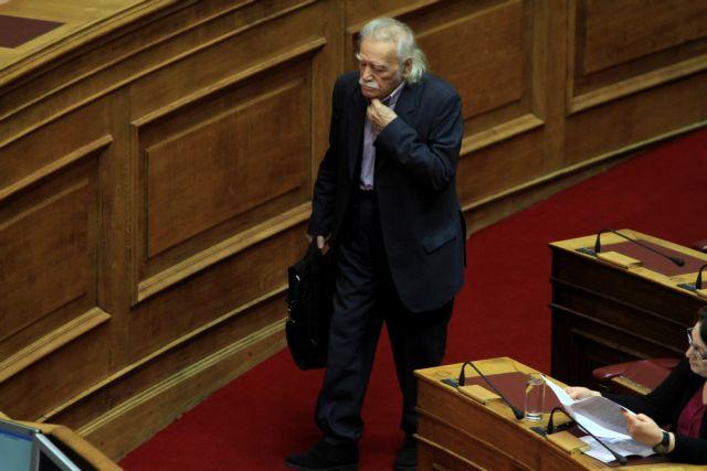 Τρικυμία με τον χρησμό Γλέζου περί συνεργασίας με τη ΝΔ   tanea.gr