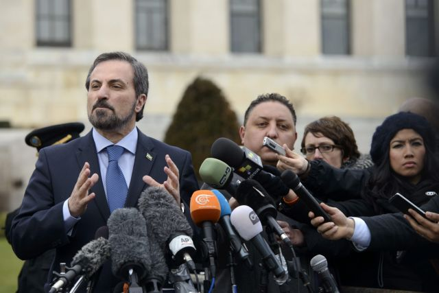 Αρχισαν πάλι οι ειρηνευτικές συνομιλίες στη Γενεύη 2 | tanea.gr