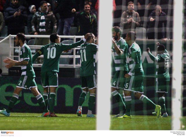 Αγκαλιά με την πρόκριση ο ΠΑΟ μετά το 4-0 απέναντι στον Ολυμπιακό Βόλου | tanea.gr