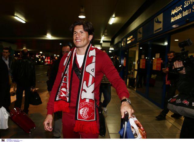 Στην Αθήνα για να υπογράψει συμβόλαιο στον Ολυμπιακό ο Πέρες | tanea.gr